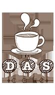 DAScafeBcn Logo
